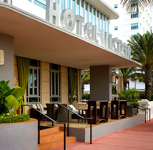 Hotel Victor - Key Largo, FL - Earthmark Entrance