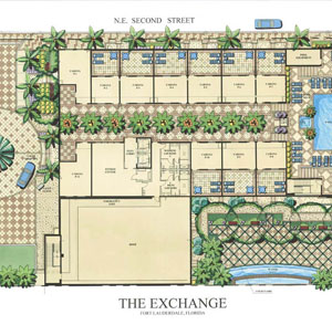 The Exchange - Fort Lauderdale, FL - Tarragon Group