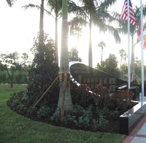 Circle Of Honor Memorial - Pembroke Pines, FL - Town of Pembroke Pines 3