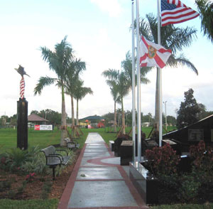 Circle Of Honor Memorial - Pembroke Pines, FL - Town of Pembroke Pines 4