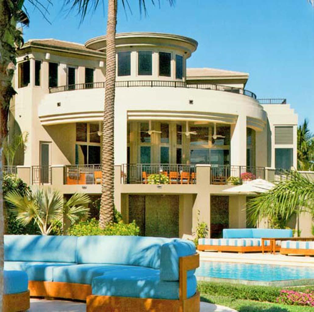 Tahiti beach residence
