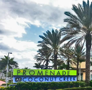 Promenade at Coconut Creek - Fort Lauderdale, FL - Woolbright Development FL