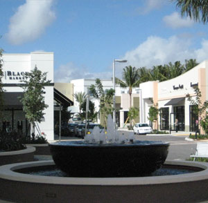 Promenade at Coconut Creek - Fort Lauderdale, FL - Woolbright Development Fountain Back