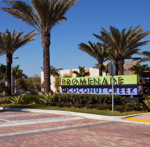 Promenade at Coconut Creek - Fort Lauderdale, FL - Woolbright Development