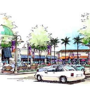 Southport Shopping Center - Fort Lauderdale, FL - Woolbright Development 2