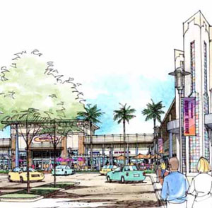 Southport Shopping Center - Fort Lauderdale, FL - Standbery Development