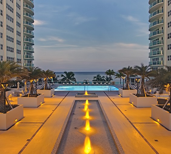 New Landscaping South Florida Project Rejuvenates Oceanfront Condo