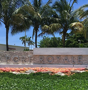 Port Royale - Fort Lauderdale, FL - Mill Creek Plan 2