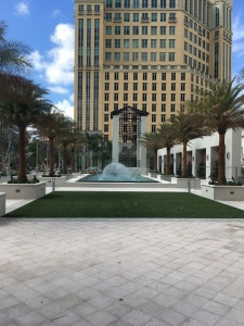 columbus center plaza