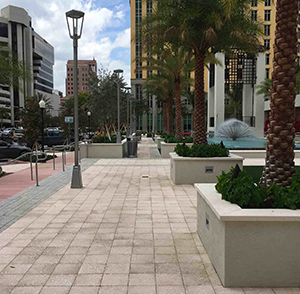 Columbus Center Plaza - Coral Gables, FL