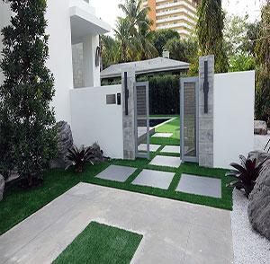 Residential Garden - Fort Lauderdale, FL